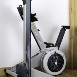 CONCEPT 2 MODEL E ROWING MACHINE-GREY