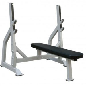 GYM GEAR PRO SERIES OLYMPIC FLAT BENCH