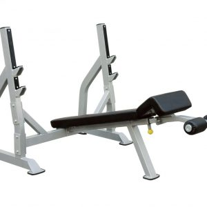 GYM GEAR PRO SERIES OLYMPIC DECLINE BENCH