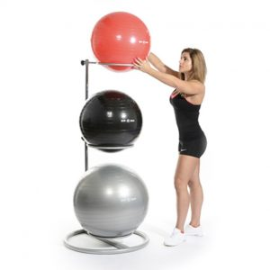 GYM GEAR GYM BALL STAND