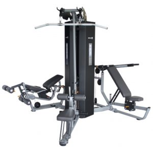 GYM GEAR PRO SERIES SELECTORISED 3 STATION MULTI GYM