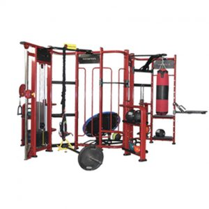 GYM GEAR SPARTAN CLUB RIG