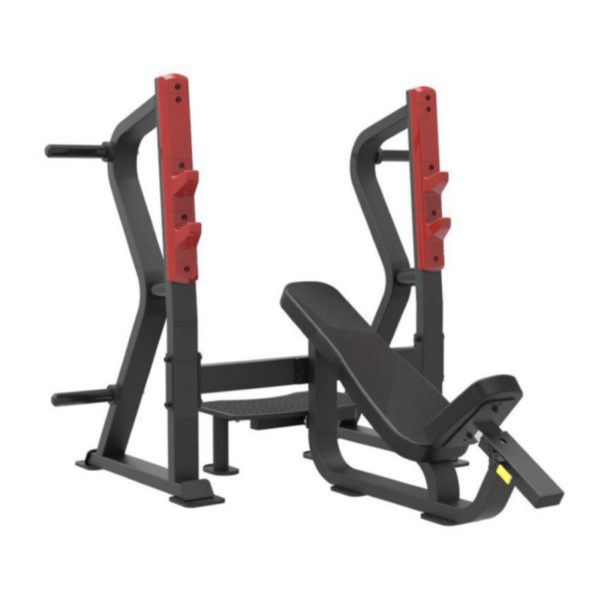 GYM GEAR STERLING SERIES OLYMPIC INCLINE BENCH