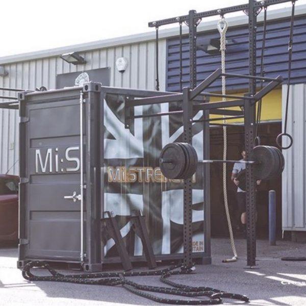 MiStrength Fit Box Mini