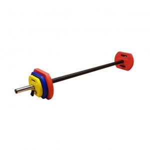 Gym Gear Studio Barbell Set