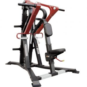 GYM GEAR STERLING SERIES PLATE LOAD LOW ROW
