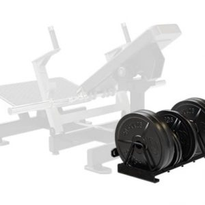 NAUTILUS GLUTE DRIVE WEIGHT STORAGE