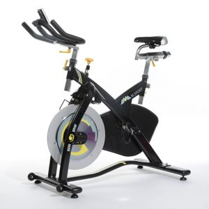 GYMGEAR M SPORT INDOOR CYCLE SPIN BIKE
