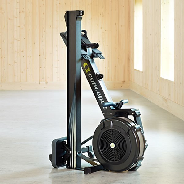 CONCEPT 2 MODEL D ROWING MACHINE-BLACK