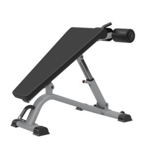 NAUTILUS INSTINCT® ADJUSTABLE ABDOMINAL DECLINE BENCH