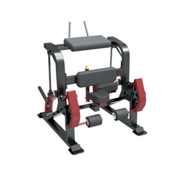 GYM GEAR STERLING SERIES PLATE LOAD STANDING LEG CURL
