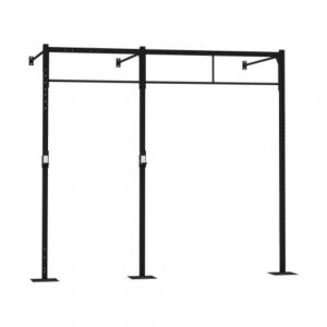 GYM GEAR SINGLE STATION WALL MOUNTED RIG WITH EXTENSION