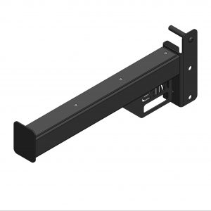 MISTRENGTH TITAN 700MM SAFETY ARMS PAIR