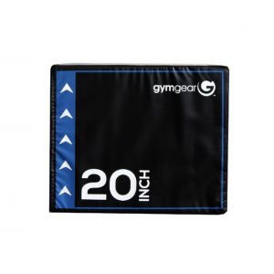 GYM GEAR SOFT 3 IN 1 PLYOMETRIC BOX