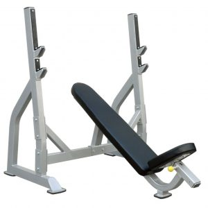 GYM GEAR PRO SERIES OYMPIC INCLINE BENCH