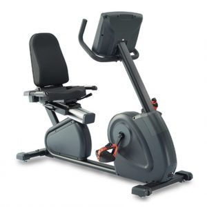 GYMGEAR R97 RECUMBENT BIKE