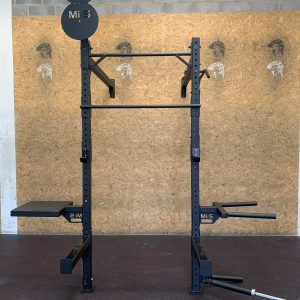 MISTRENGTH TITAN SINGLE CELL WALL MOUNTED RIG