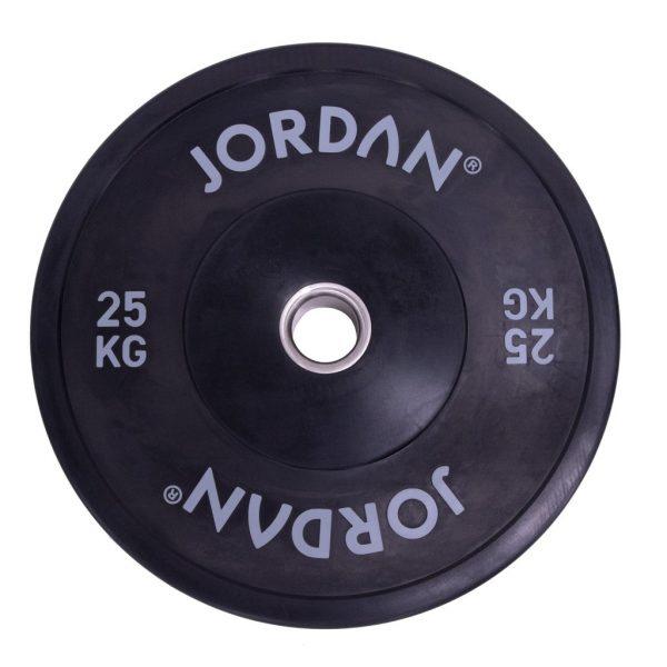 JORDAN HG BLACK RUBBER BUMPER PLATES