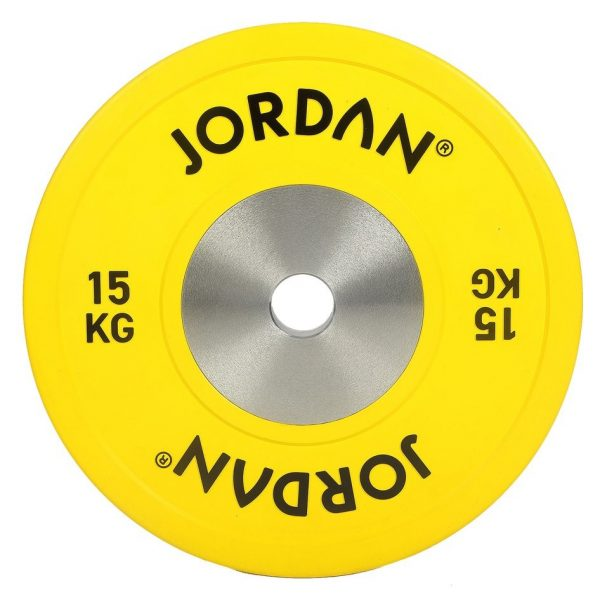 JORDAN CALIBRATED COLOUR OLYMPIC RUBBER COMPETITION PLATES