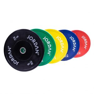 JORDAN HG COLOURED RUBBER BUMPER PLATES