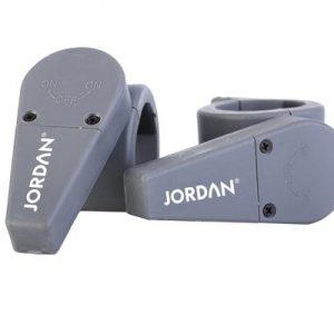 JORDAN STUDIO BARBELL CLAMP COLLAR (PAIR)