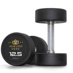 JORDAN CUSTOM BRANDED URETHANE DUMBBELL SETS