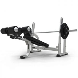 PHYSICAL COMPANY OLYMPIC DECLINE BENCH