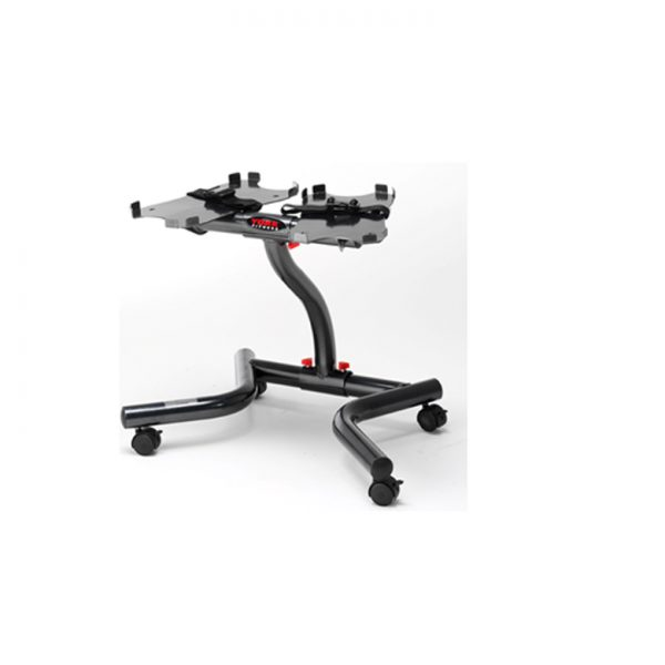1 ADJUSTABLE DUMBBELL SET INC. STAND – 2.5KG-32.5KG