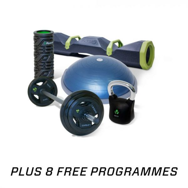 PHYSICAL COMPANY APEX STRENGTH LIGHT EQUIPMENT PACK (1-4) AND TRAINING PROGRAMMES