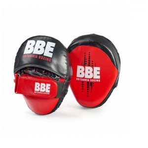 YORK BBE CLUB FX CURVED HOOK AND JAB PADS