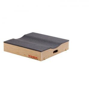 YORK STS STACKABLE SCOOPED TECHNIQUE (JERK) BOX