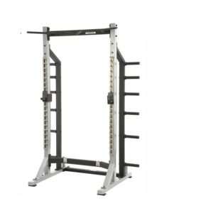 YORK STS HALF RACK WITH BAR STORAGE
