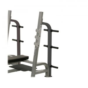 YORK STS STORAGE FOR OLYMPIC FLAT BENCH
