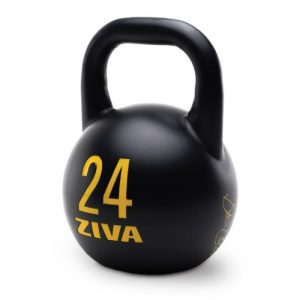 PHYSICAL COMPANY ZIVA SIGNATURE STEEL COMP KETTLEBELL
